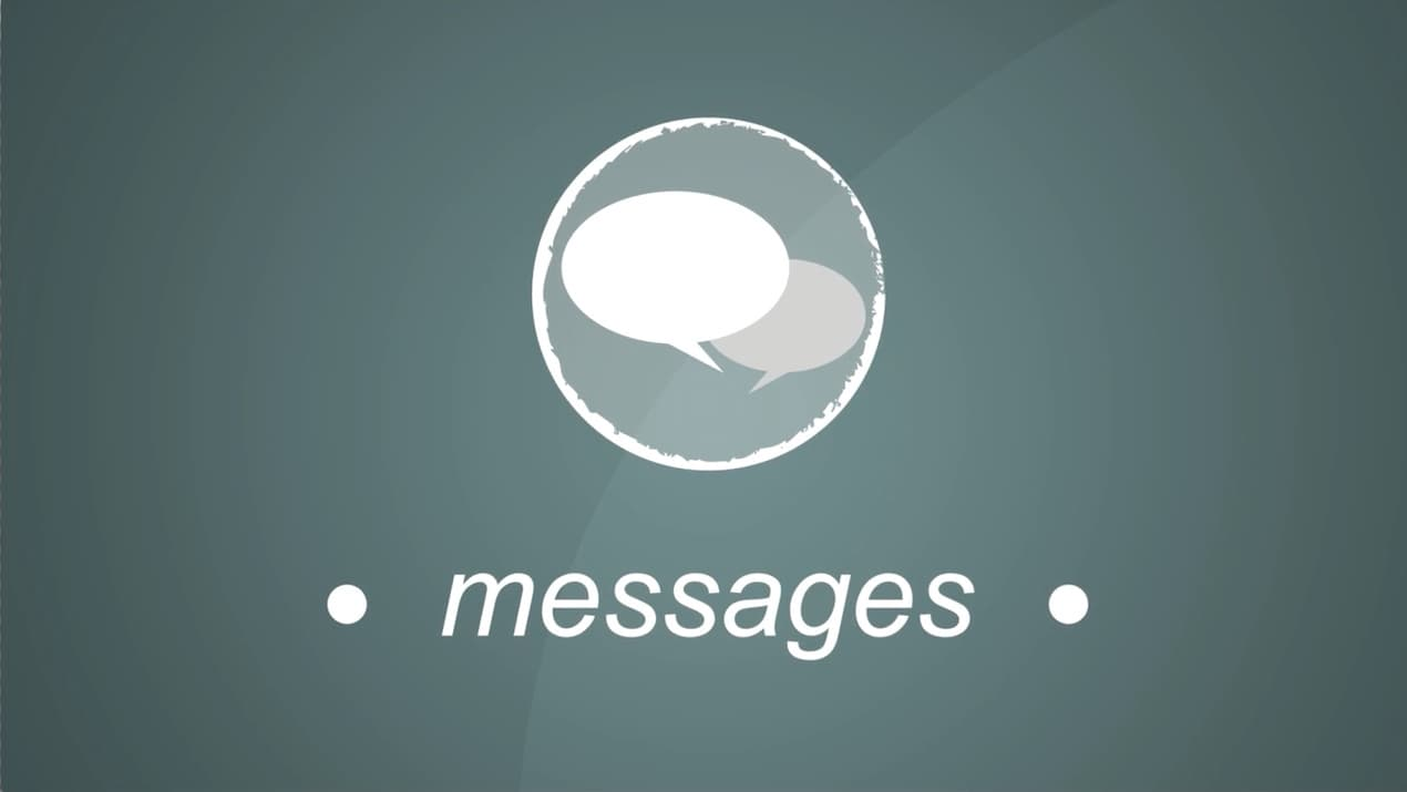 Custom Messaging Template